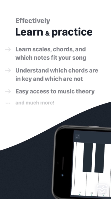 تصاویر TONALY: Write & practice music